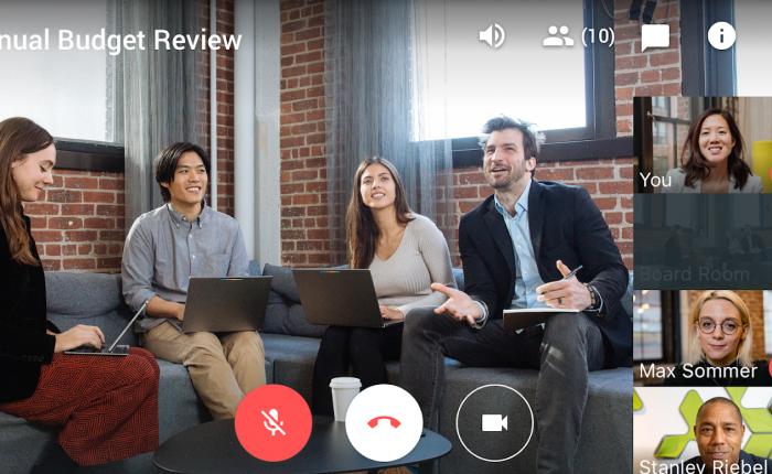 Google Meet Nasıl Kullanılır – Toplantı Oluşturma