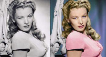 Eski Siyah Beyaz Fotoğraflar Nasıl Renklendirilir?