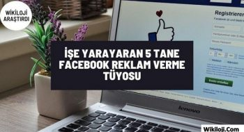 Facebook Sponsor Reklam Verme ve Kampanya Oluşturma