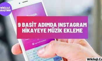5 Basit Adımda Instagram Hikayeye Müzik Ekleme
