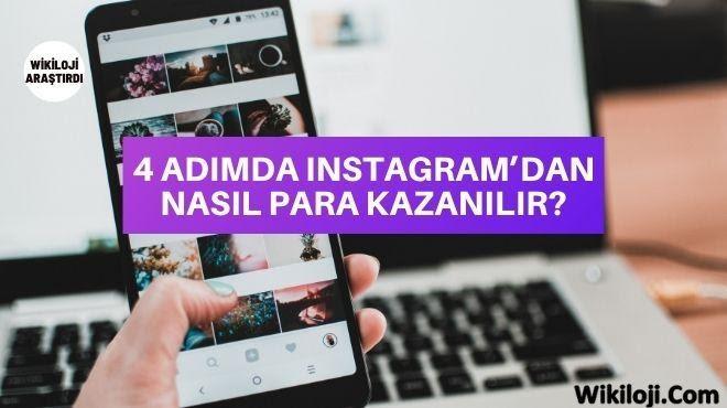 4 Adımda Instagram'dan Nasıl Para Kazanılır?