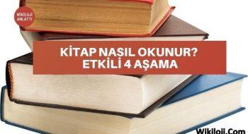 Kitap Nasıl Okunur? Etkili 4 Aşama
