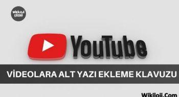 Youtube Videolarına Nasıl Alt Yazı Eklenir?