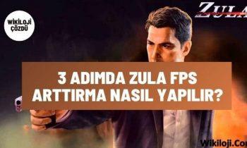 3 Adımda Zula FPS Arttırma Nasıl Yapılır?