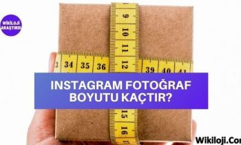 Instagram Fotoğraf Boyutu Kaçtır ?