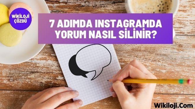 7 Adımda Instagramda Yorum Nasıl Silinir?