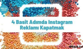4 Basit Adımda Instagram Reklamlarını Kapatmak