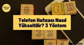 Telefon Hafızası Nasıl Yükseltilir? 3 Farklı Yöntem