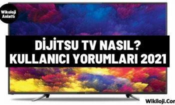Dijitsu Tv Nasıl? Dijitsu Tv Alınır Mı? Kullanıcı Yorumları